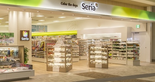 店舗 セリア